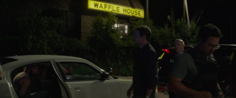 Waffle House Restaurant in The Mule (2018) Movie Product Placement