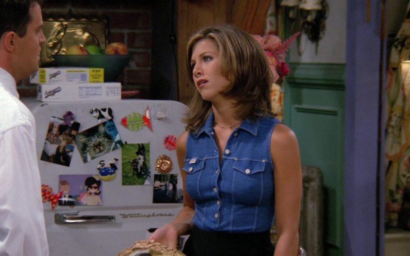 Westinghouse Fridge (Refrigerator) in Friends Season 2 Episode 3 (2)