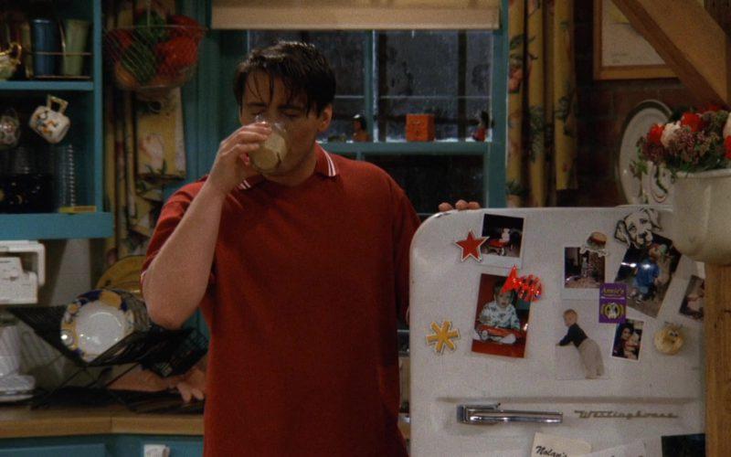 Westinghouse Refrigerator in Friends Season 3 Episode 2