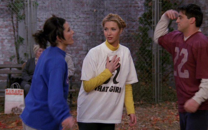 Zabar's in Friends Season 3 Episode 9 (1)