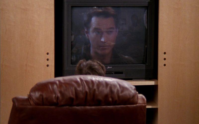 Zenith TV in Friends Season 4 Episode 8