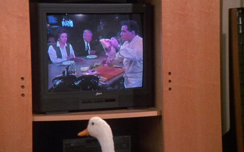 Zenith TV in Friends Season 5 Episode 4 (1)
