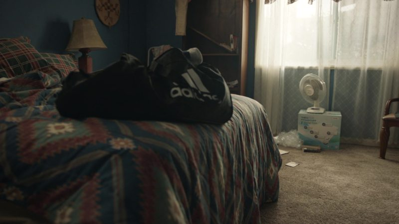 Adidas Bag in Barry - Season 2, Episode 5, Ronny/Lily (2019) TV Show Product Placement
