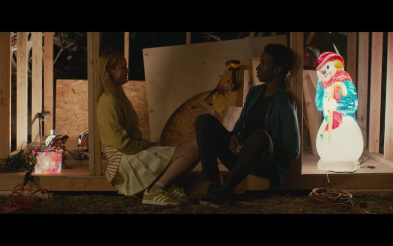 Adidas Sneakers (Yellow) Worn by Brie Larson in Unicorn Store (4)