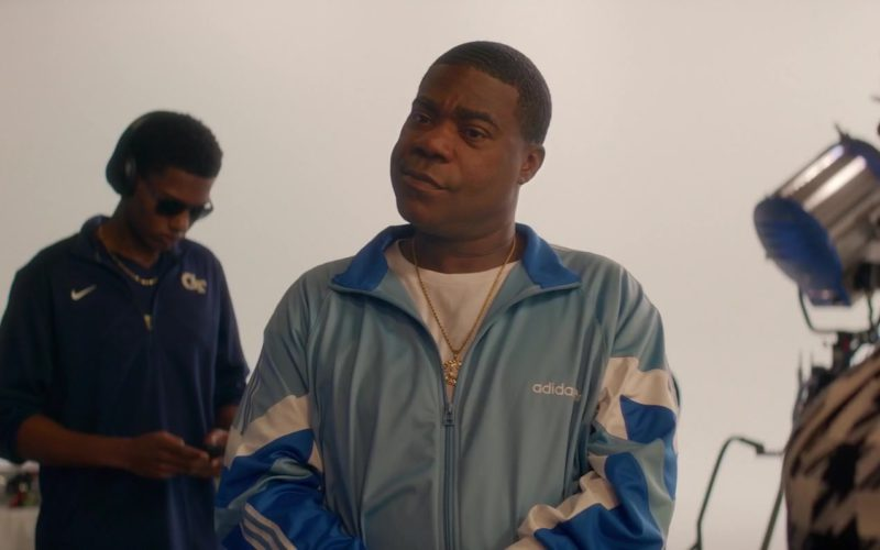 Adidas Tracksuit (Blue) Worn by Tracy Morgan in What Men Want (3)