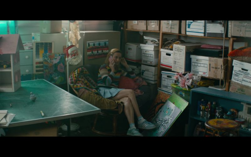 Adidas Women's Shoes (Blue) Worn by Brie Larson in Unicorn Store