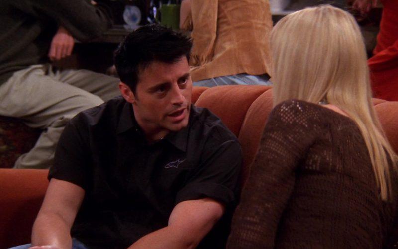 Alpinestars Shirt Worn by Matt LeBlanc (Joey Tribbiani) in Friends Season 9 Episode 4 (1)