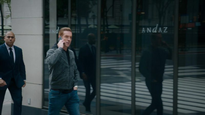 Andaz Hotel in Billions - Season 4 Episode 4, Overton Window (2019) - TV Show Product Placement