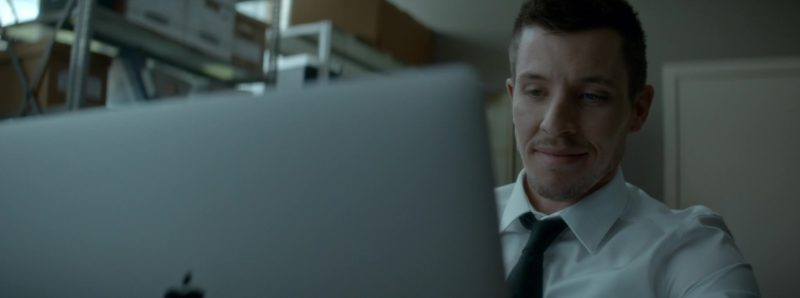 Apple MacBook Pro Laptop Used by Beau Knapp in Crypto (2019) Movie Product Placement