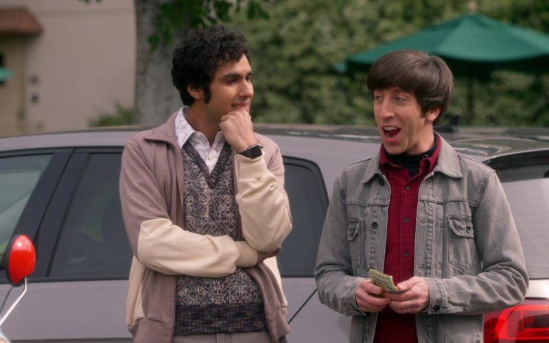 Apple Smartwatches Worn by Kunal Nayyar (Rajesh Ramayan Koothrappali) in The Big Bang Theory (1)