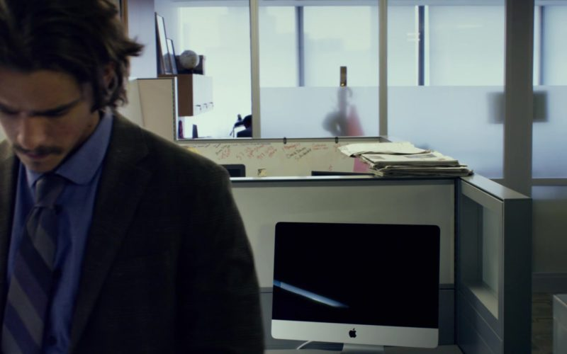 Apple iMac Computer Used by Brenton Thwaites in An Interview with God (2)