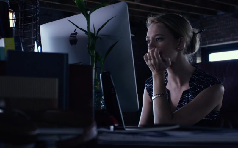 Apple iMac Computer Used by Yael Grobglas in An Interview with God (1)