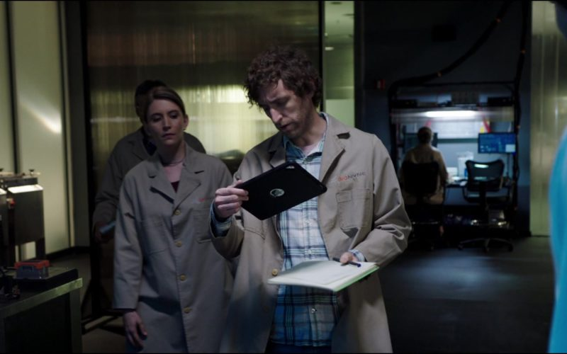 Apple iPad Tablet Used by Thomas Middleditch in Replicas
