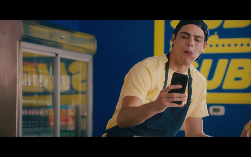 Apple iPhone Smartphone Used by Noah Centineo in The Perfect Date