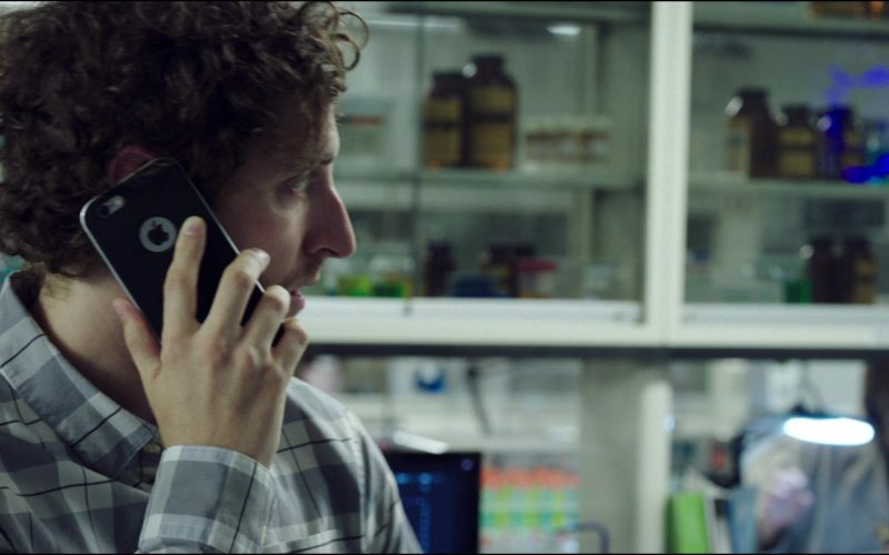 Apple iPhone Smartphone Used by Thomas Middleditch in Replicas
