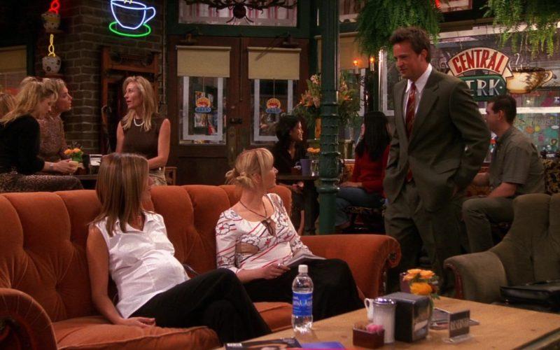 Aquafina Purified Bottled Water in Friends Season 8