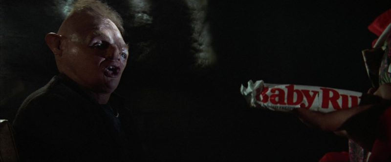 Baby Ruth Candy Bar in The Goonies (1985) Movie Product Placement