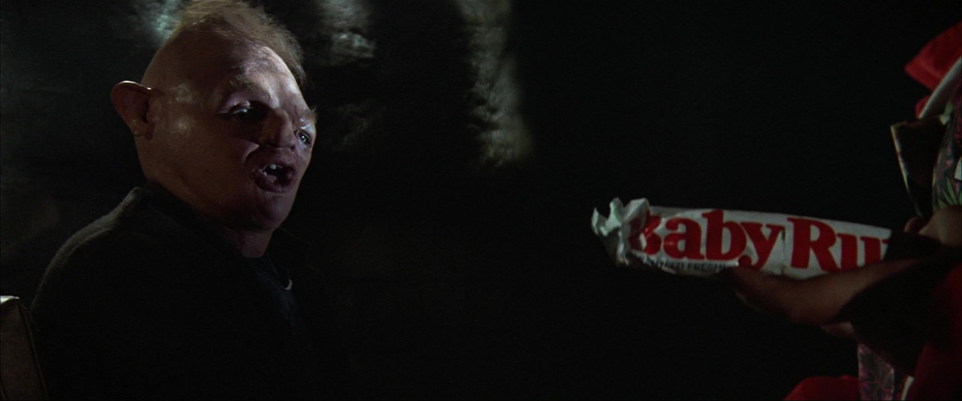 Baby Ruth Candy Bar In The Goonies (1985)