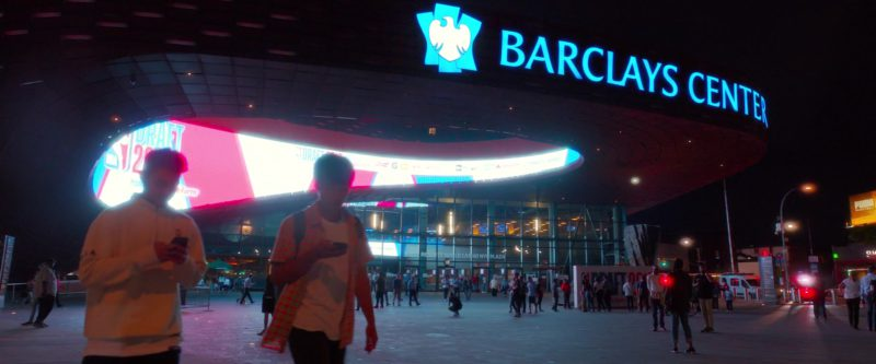 Barclays Center Arena in What Men Want (2019) - Movie Product Placement