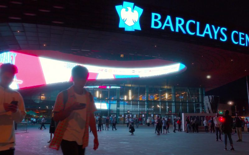 Barclays Center Arena in What Men Want