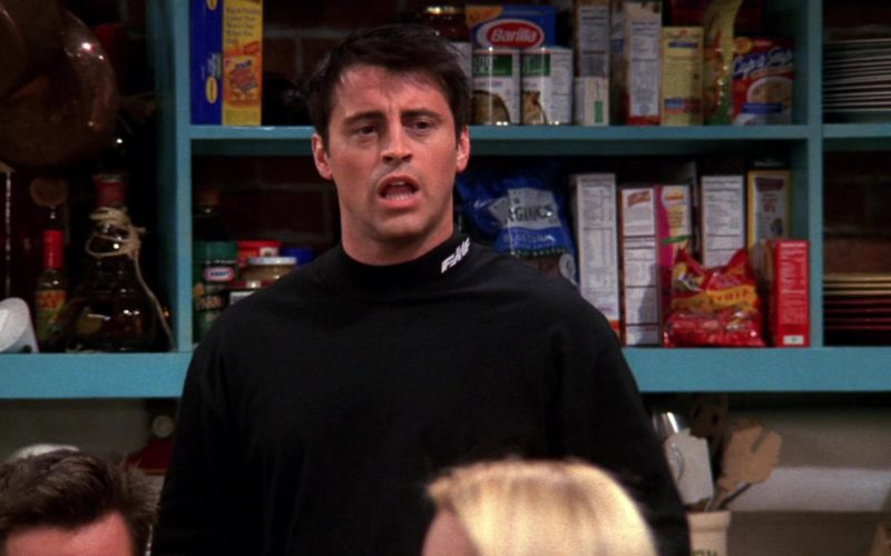 Barilla Pasta in Friends Season 8 Episode 4