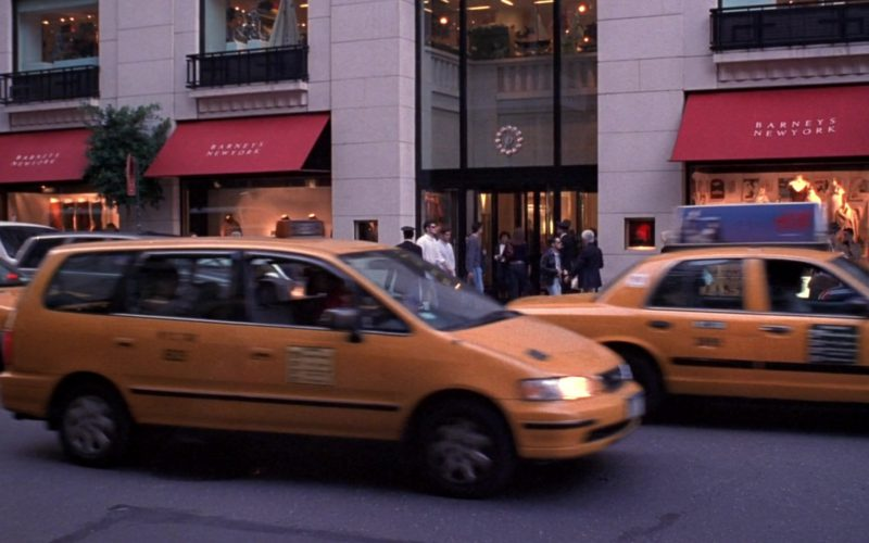Barneys New York Store in Friends Season 10 Episode 9