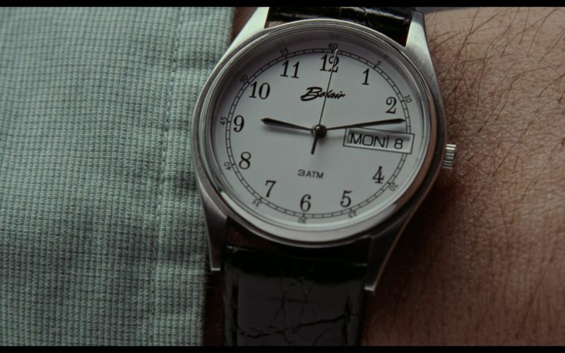BelAir Watch Worn by Ron Livingston in Office Space (1)