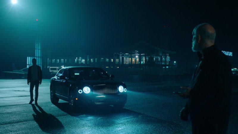 Bentley Mulsanne Luxury Sedan in Billions – Season 4 Episode 4, Overton Window (2019) - TV Show Product Placement