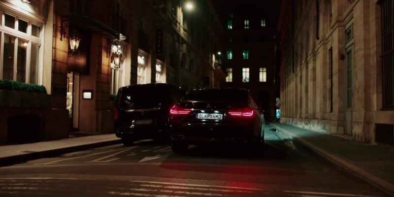 Black Pyramid Clothing Online Store (Vehicle Registration Plate) in Back To Love by Chris Brown (2019) Official Music Video Product Placement