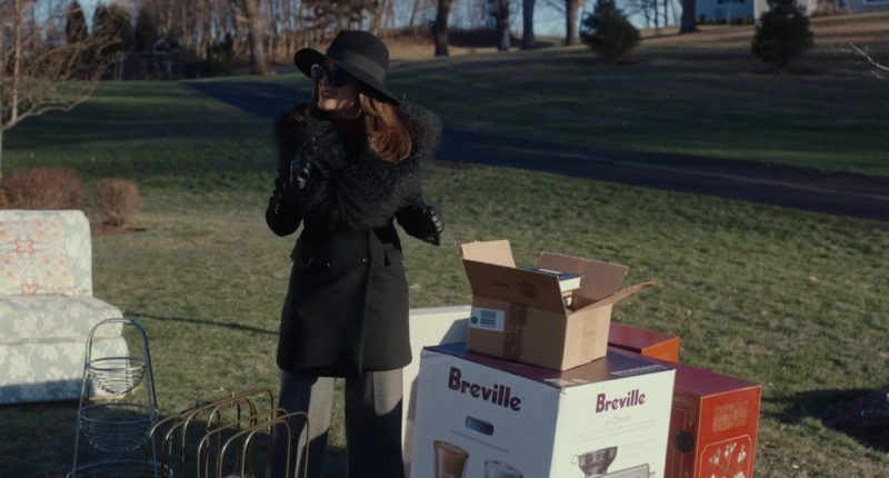 Breville the Oracle Espresso Machine in Drunk Parents (2018) - Movie Product Placement