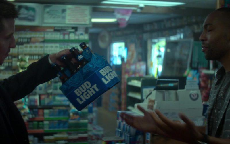 Bud Light Beer Pack Held by Beau Knapp in Crypto (2)
