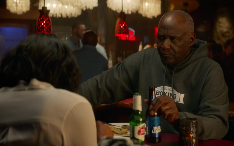 Bud Light and Stella Artois Beer in What Men Want (1)