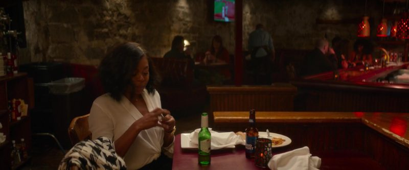 Bud Light and Stella Artois Beer in What Men Want (2019) Movie Product Placement