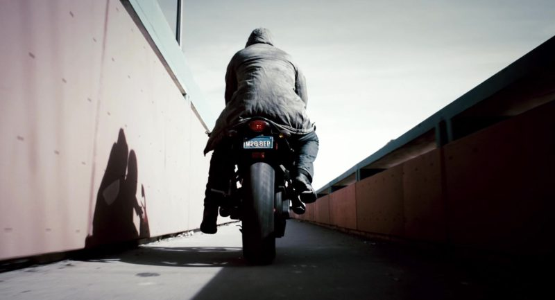 Buell Motorcycle in Gamer (2009) Movie Product Placement