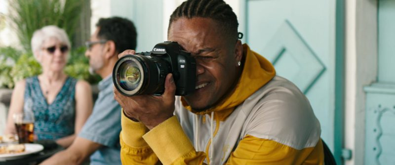 Canon EOS 5D Camera Used by Cuba Gooding Jr. in Bayou Caviar (2018) - Movie Product Placement