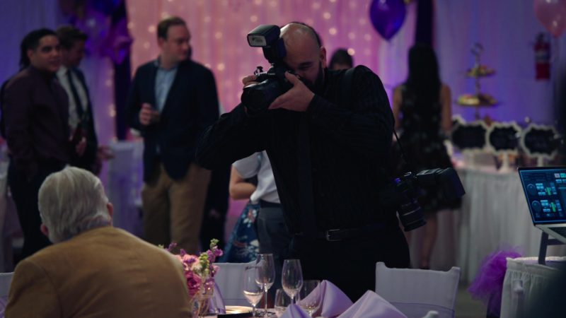 """Canon Camera in Superstore – Season 4, Episode 17, """"Quinceañera"""" (2019) TV Show Product Placement"""