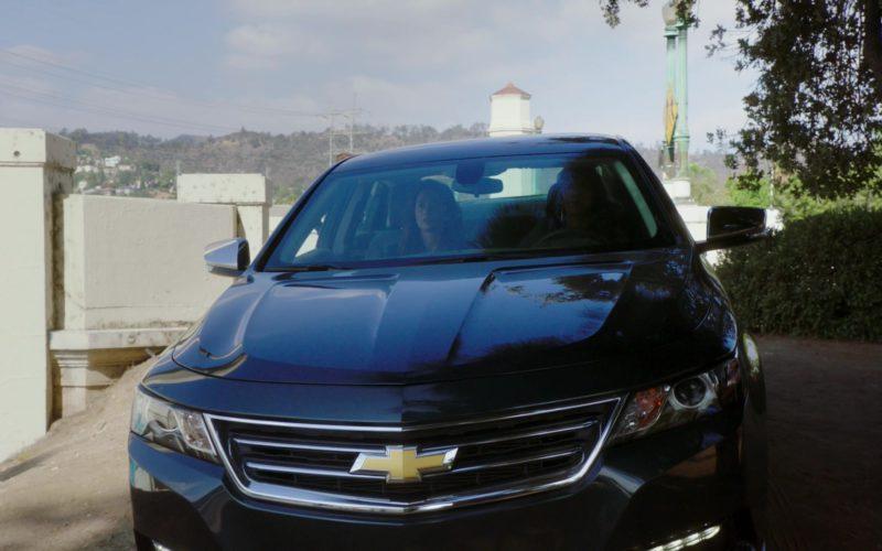 Chevrolet Car in The Fix – Season 1, Episode 7, Ghost Whisperer (1)