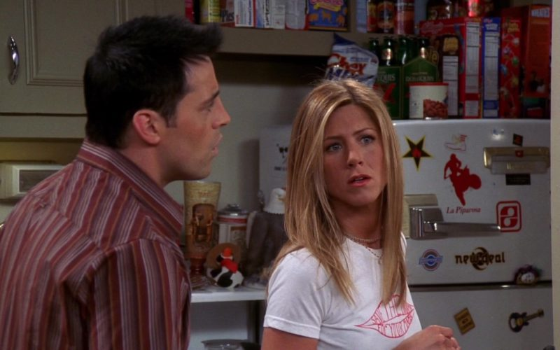 Chex Mix, Dos Equis Beer, Kellogg's in Friends (1)