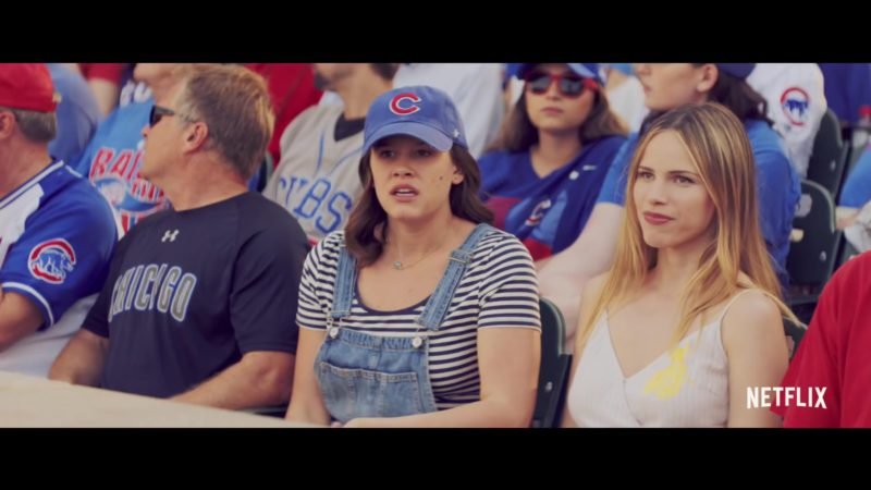 '47 Brand x Chicago Cubs Baseball Team Cap Worn by Sosie Bacon in The Last Summer (2019) - Movie Product Placement