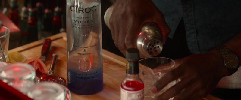 Ciroc Vodka in What Men Want (2019) - Movie Product Placement