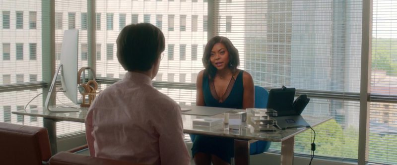 Cisco Telephone Used by Taraji P. Henson in What Men Want (2019) Movie Product Placement