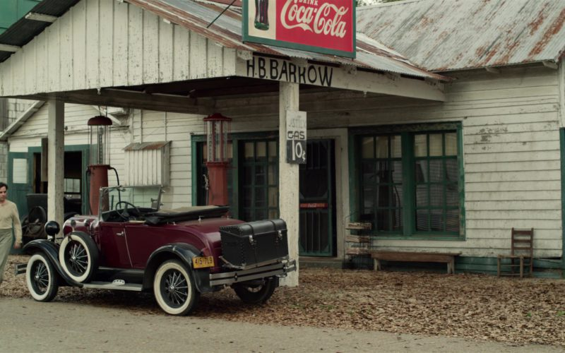Coca-Cola Sign in The Highwaymen (1)