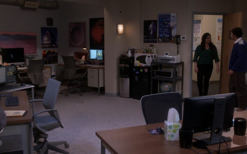 Dell All-In-One Computer in The Big Bang Theory