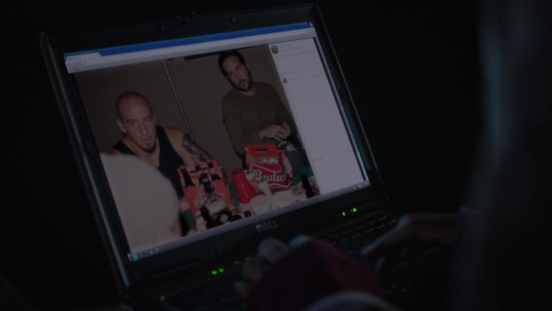 Dell Laptop and Budweiser Beer Photo in Barry - Season 1, Episode 8, Chapter Eight: Know Your Truth (2018) - TV Show Product Placement
