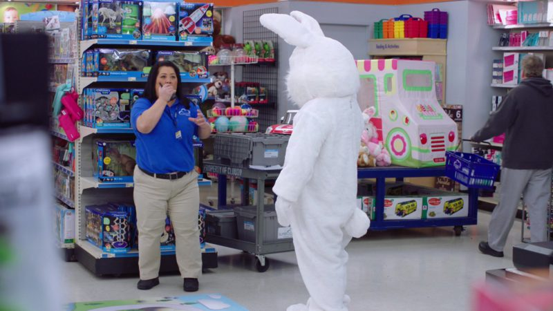 Discovery Toys in Superstore – Season 4, Episode 16, Easter (2019) - TV Show Product Placement