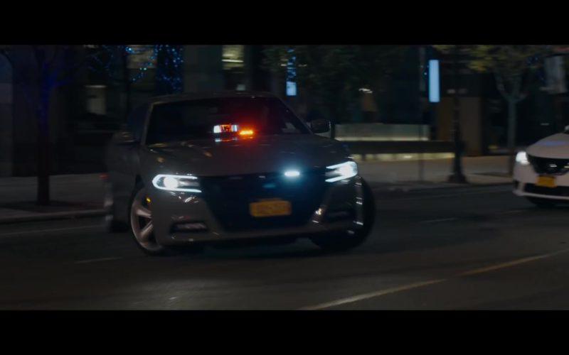 Dodge Charger Grey Car in 21 Bridges