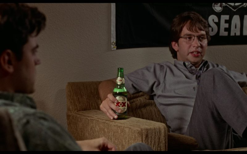 Dos Equis XX Special Lager Beer Drunk by David Herman in Office Space (1)