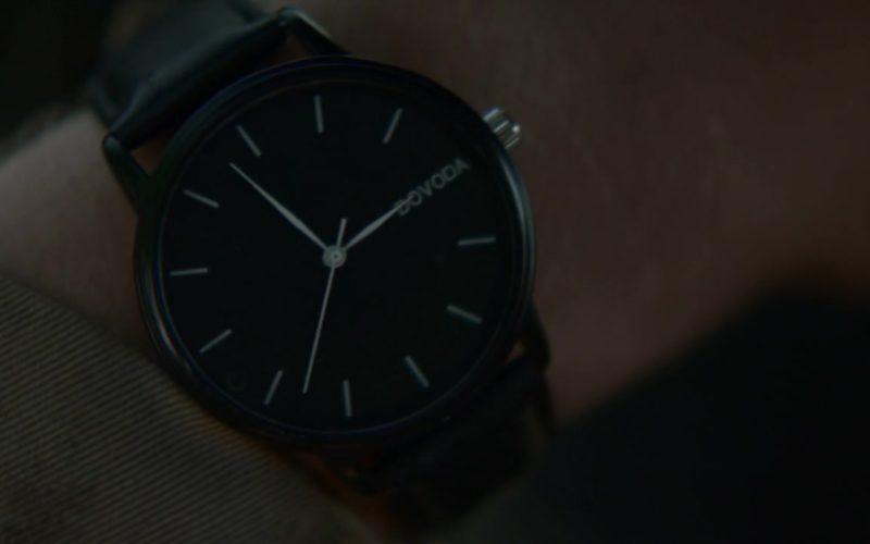 Dovoda Men's Watch Worn by Beau Knapp in Crypto (1)