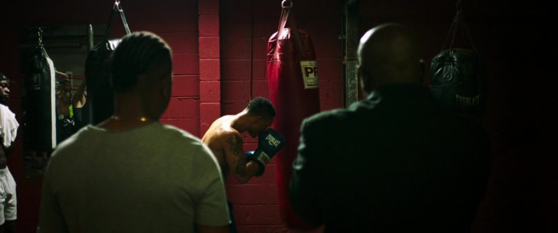 Everlast Boxing Gloves in Bayou Caviar (2018) - Movie Product Placement