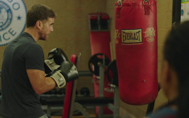 Everlast Punching Bag in The Chi (1)